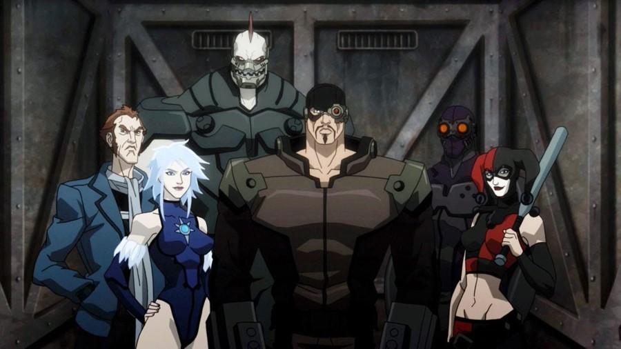 batman assault on arkham movie screenshot