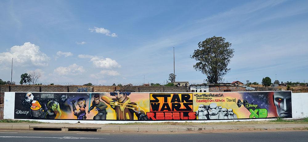 star wars rebels graffiti soweto 2