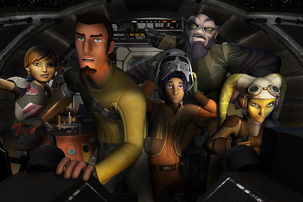 star wars rebels screenshot 1