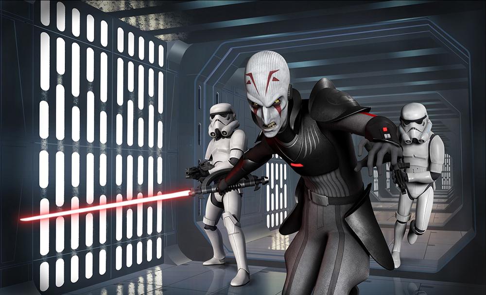 star wars rebels screenshot 2