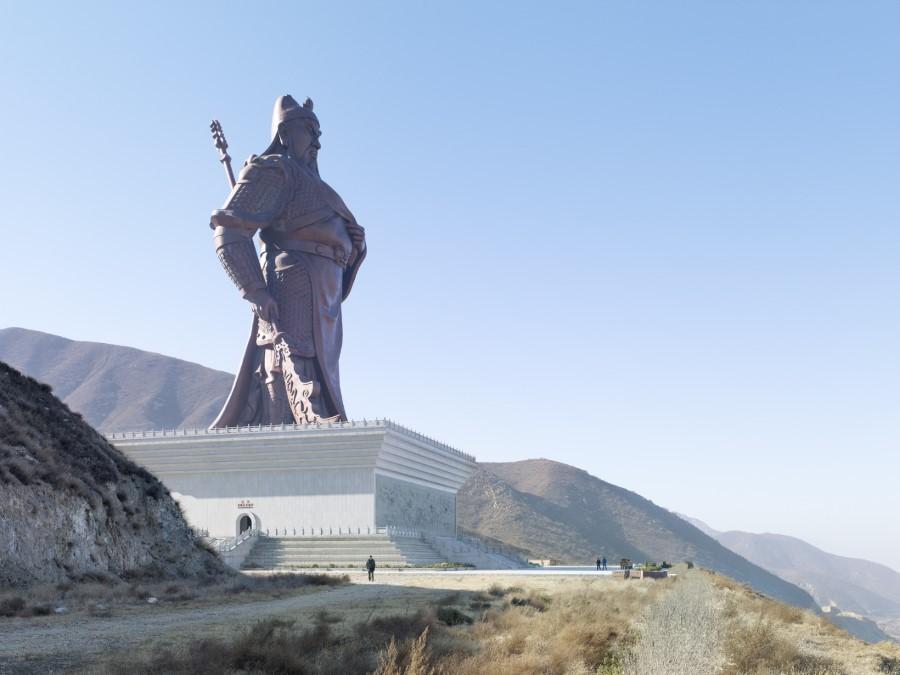 Guan Yu of Yuncheng Giant Statue 1