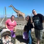 IMG_20150307_143529 chantelle lotter, natasha granger, evan granger at the giraffe house