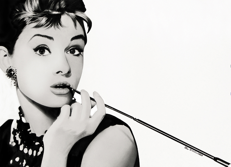 a lady with class - audrey hepburn