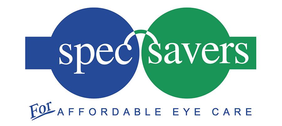 spec-savers optometrist logo