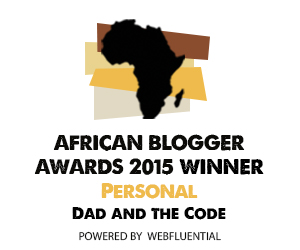 African Blogger Awards 2015 Winner: Personal Category