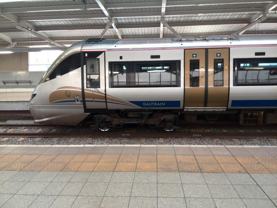 gautrain high speed train 1