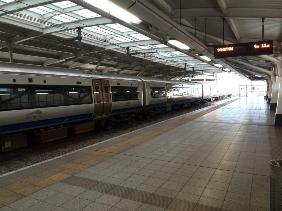 gautrain high speed train 2