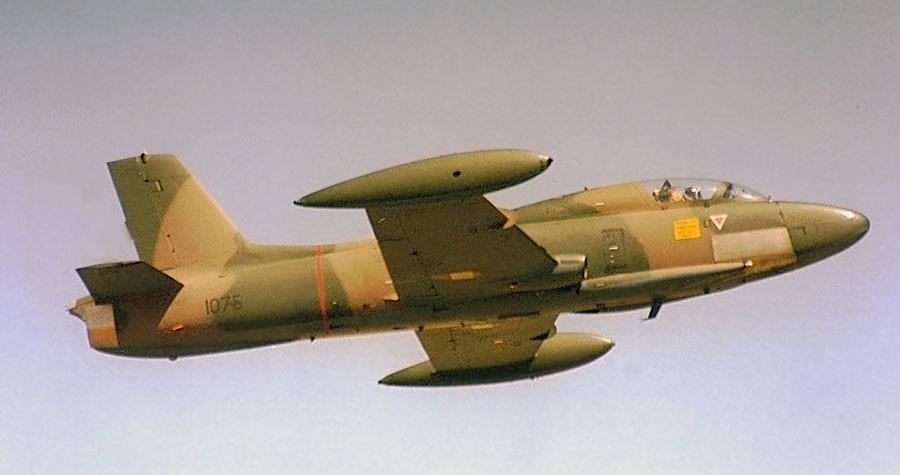 south african airforce SAAF Atlas Impala Mk II