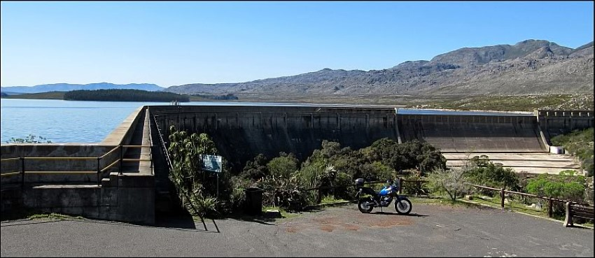 steenbras dam in the hottentots-holland mountains above gordons bay, capet town, south africa 5