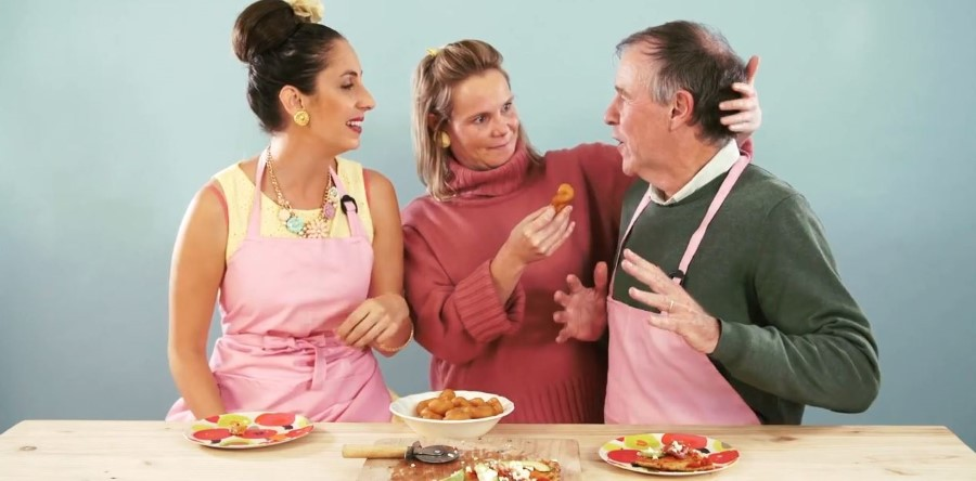 suzelle diy and mariette try to feed real meal revolution banting diet tim noakes some koeksisters