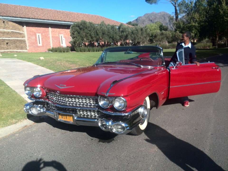 IMG_20150509_145924 franschhoek motor museum ride in a classic red 1959 cadillac series 62 convertible