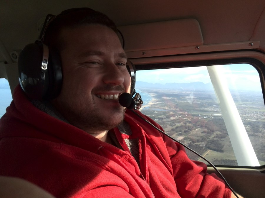 IMG_20150606_121940 craig lotter flying the stellenbosch flying club cessna 172 - ZS-SLM
