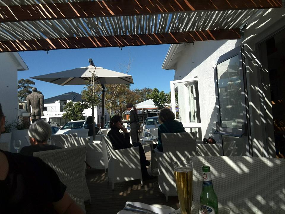 imibala restaurant in bright street, somerset west