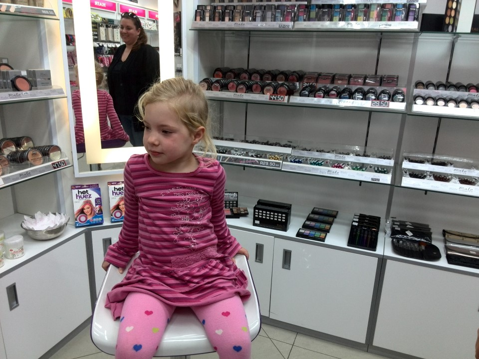IMG_20150620_120550 jessica lotter getting her ears pierced at ralo cosmetics in the helderberg centre shopping mall
