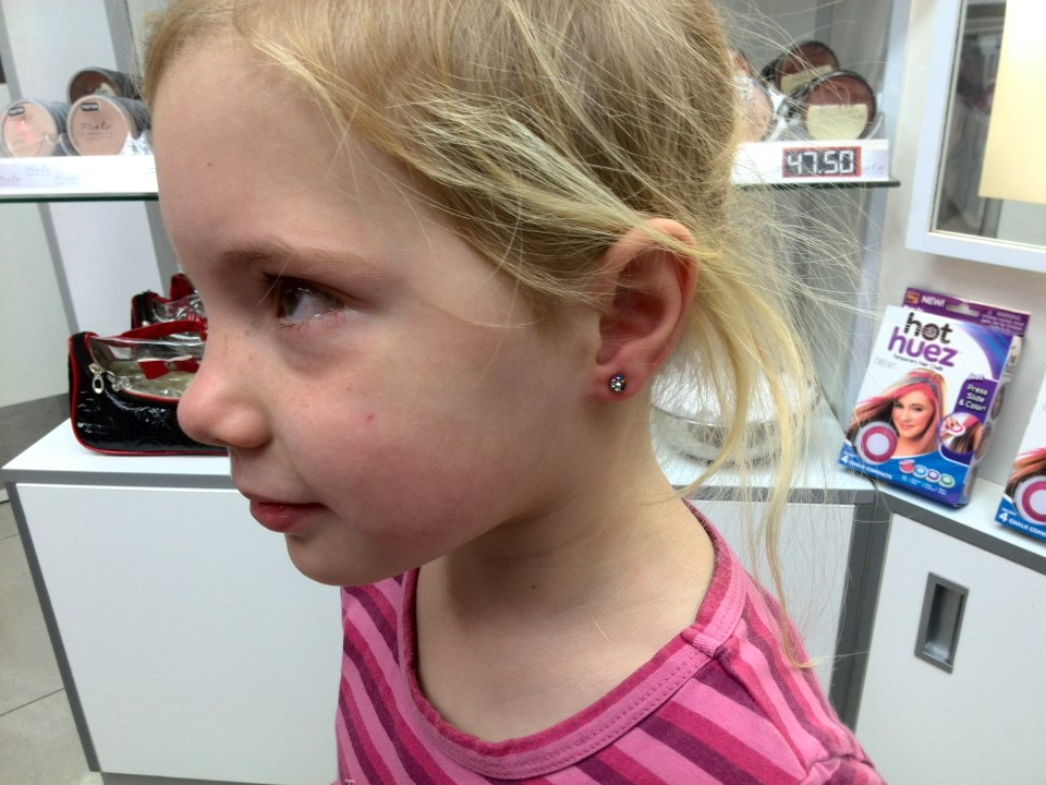 IMG_20150620_120941 jessica lotter getting her ears pierced at ralo cosmetics in the helderberg centre shopping mall