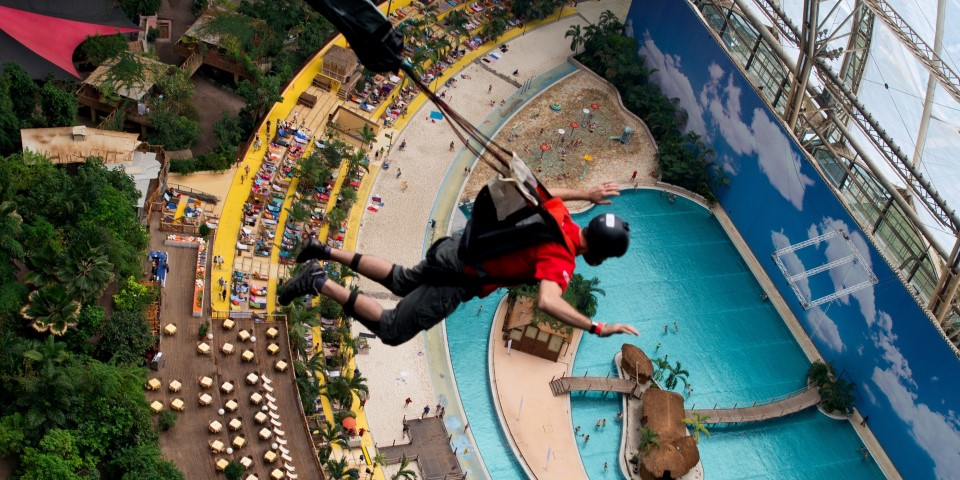tropical islands world's largest indoor waterpark in germany 7