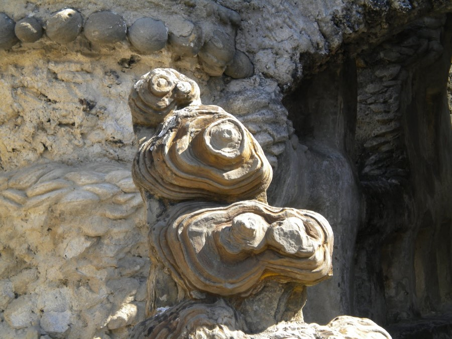 the ideal palace ferdinand cheval stone and pebble le palais ideal in hauterives france 8