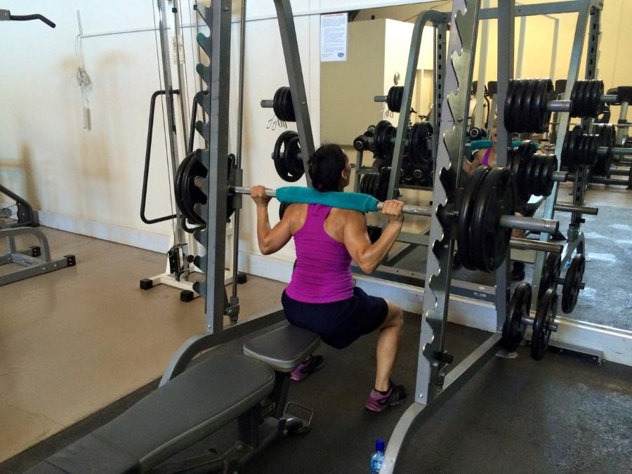 bay fitness gym gordon's bay weight lifting