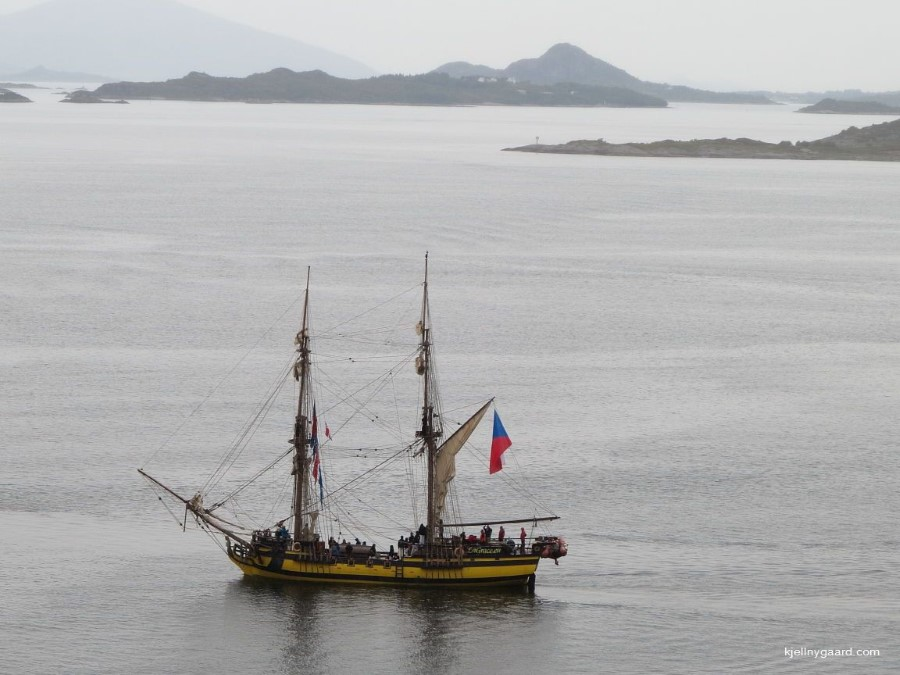 czech republic brig replica la grace tall ship 5