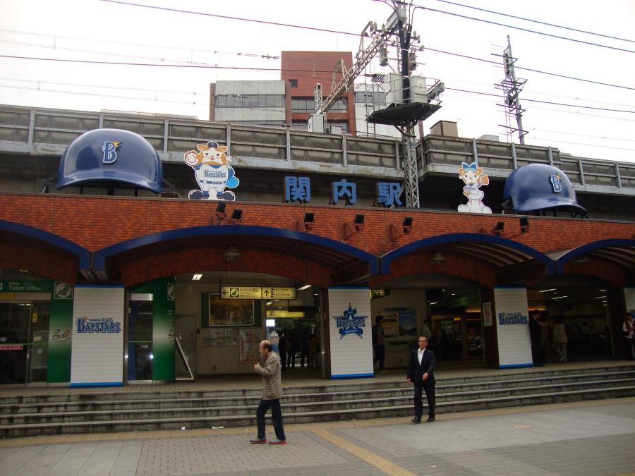 IMG_20141002_020632-12 yokohama jr kannai train station baseball themed