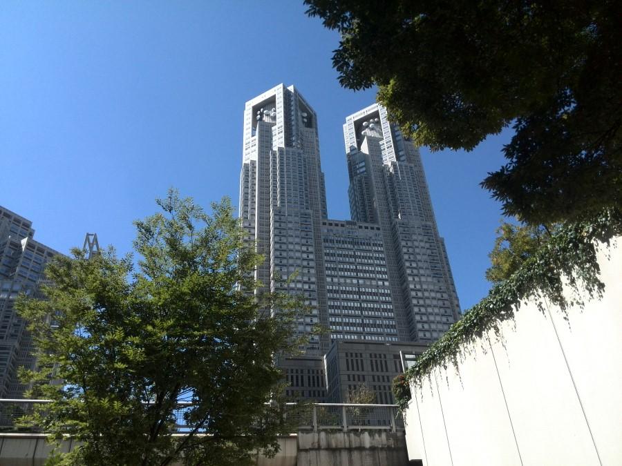 IMG_20141003_111316 tokyo metropolitan government building in shinjuku, tokyo, japan