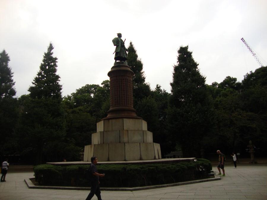 DSC07383 omura masujiro statue at yasukuni shrine in chiyoda tokyo japan