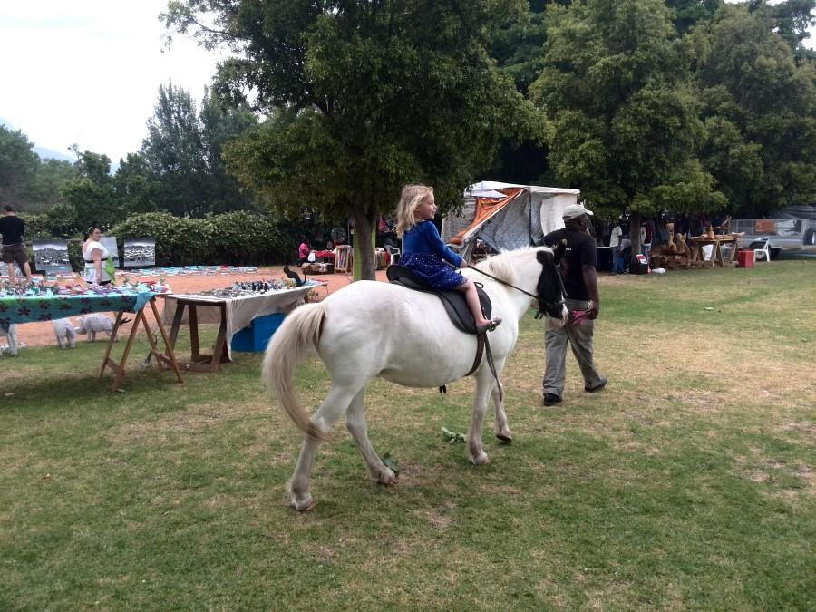 IMG_20151025_132717 jessica on her pony at the blaauwklippen family market in stellenbosch