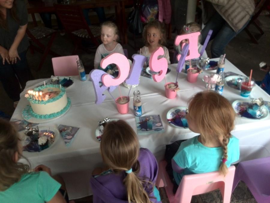 Jessicas Mondeor Restaurant Birthday Party 20151113 An