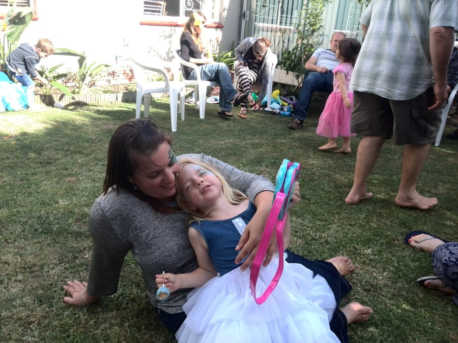 IMG_20151114_162903 chantelle and jessica at jessica's fifth birthday party at Montgomery Stronghold in Bellville