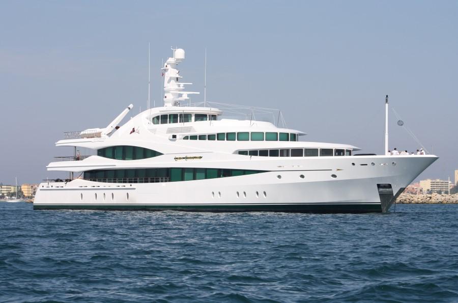 lady christine superyacht luxury yacht
