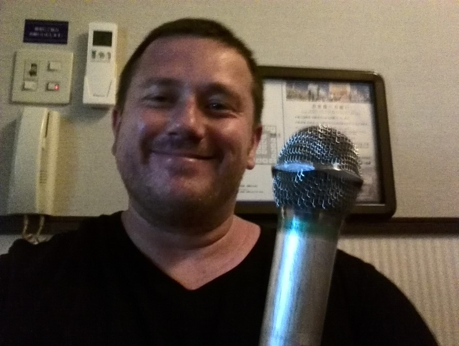 IMG_20141008_212938 craig lotter attempts karaoke in ina, japan