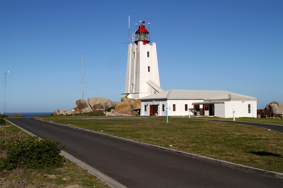 cape columbine lighthouse on the west coast near paternoster, south africa 2