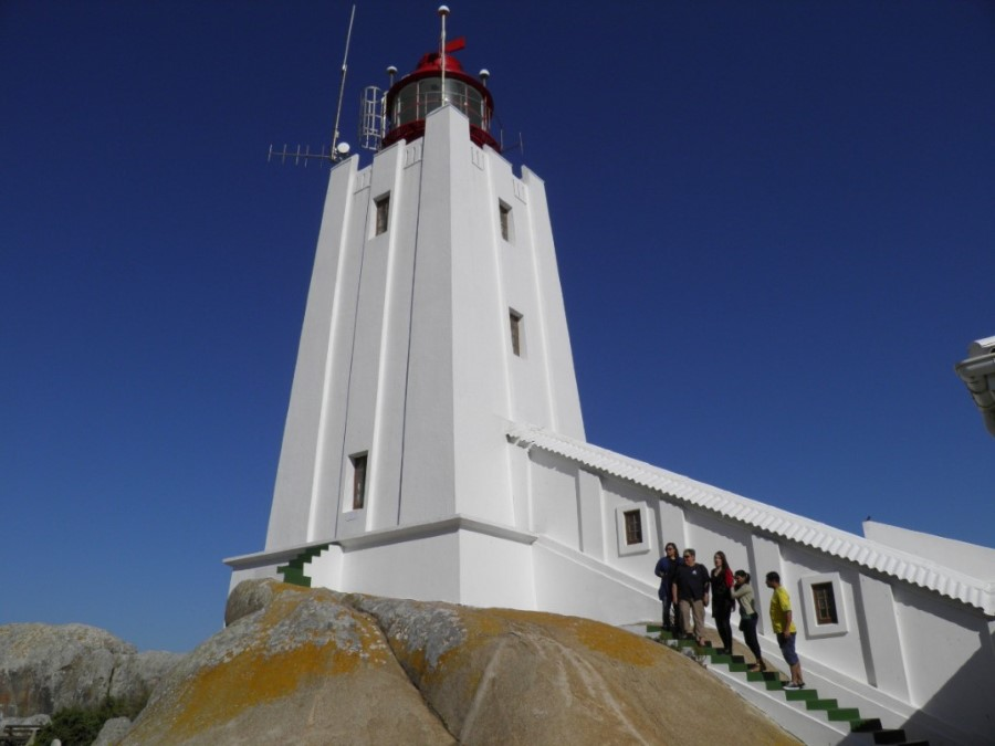 cape columbine lighthouse on the west coast near paternoster, south africa 7