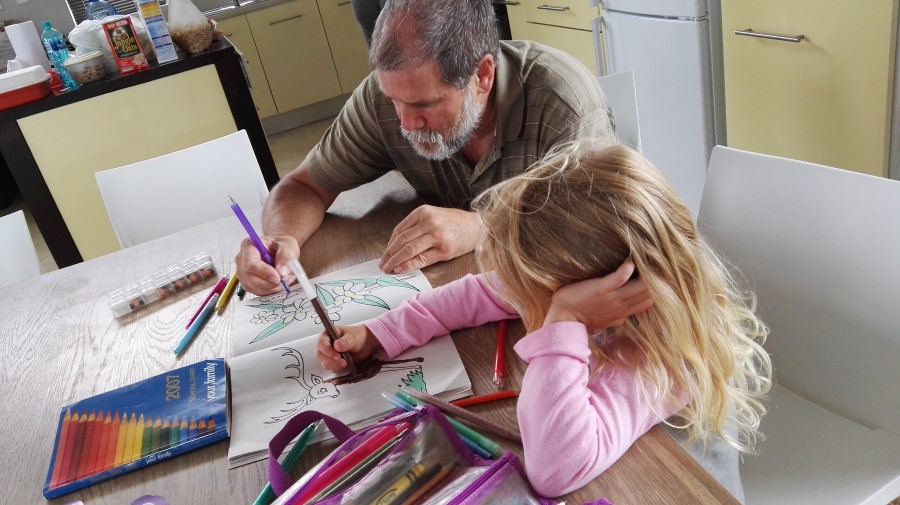 IMG_20160313_093839 grandpa ronnie lotter colouring in with jessica