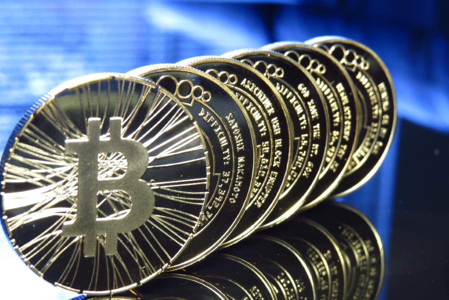 bitcoin minted coins