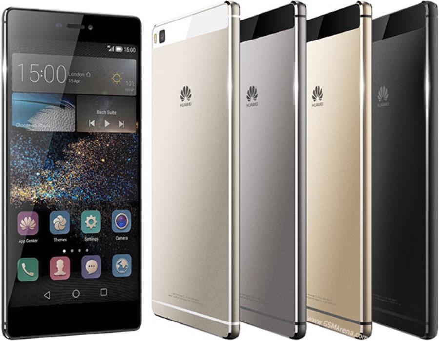 huawei p8 smartphones
