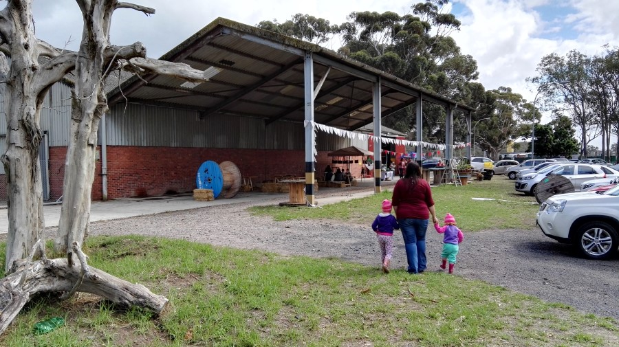 IMG_20160402_113947 the new paardevlei farmers market shed