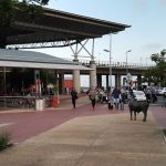 IMG_20160412_16 Outside King Shaka International Airport Terminal Building in Durban