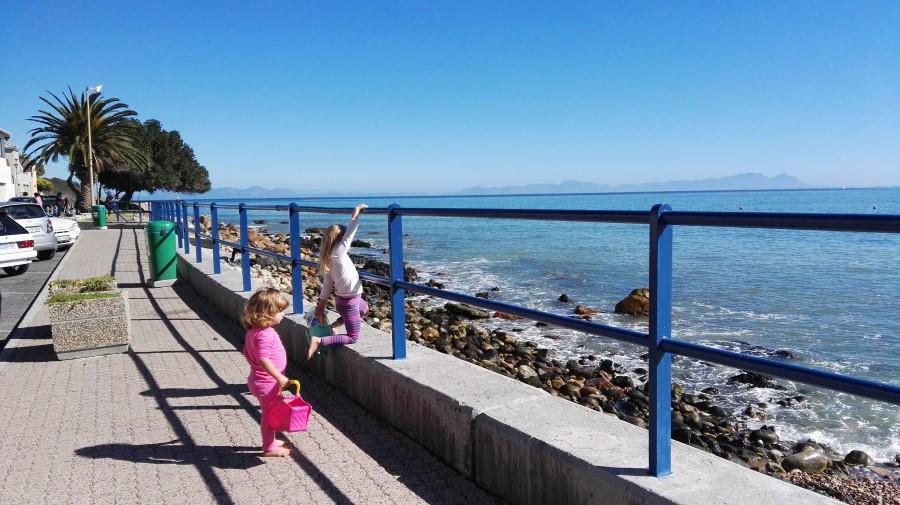 IMG_20160501_114705 kids looking out at bikini beach in gordon's bay