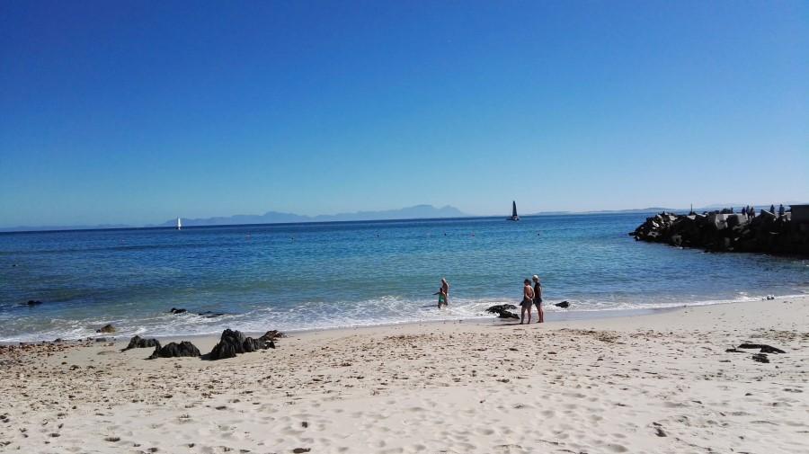 IMG_20160501_123520 sail boat on the horizon at bikini beach in gordon's bay
