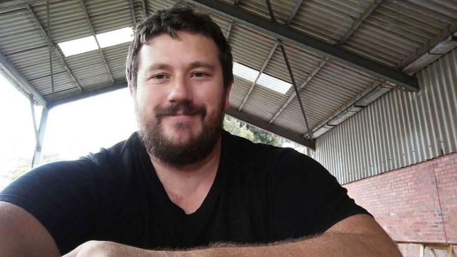 craig lotter selfie at paardevlei farmers market