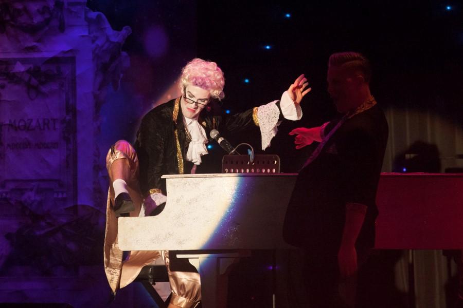 amadeus rocks barnyard theatre willowbridge durbanville mozart piano