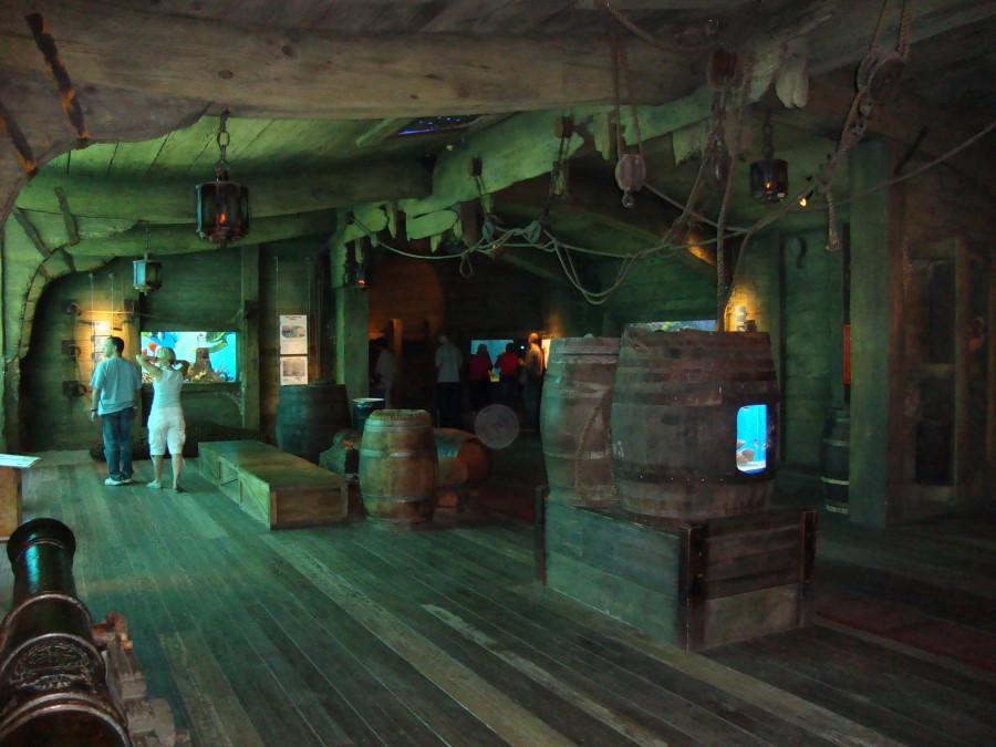 ship-themed-aquarium-at-ushaka-marine-world-theme-park-in-durban-south-africa