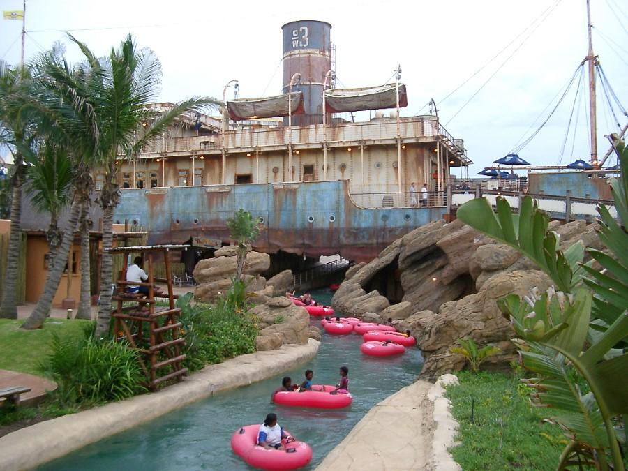 tube-boats-at-ushaka-marine-world-theme-park-in-durban-south-africa